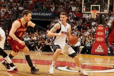 El Heat aprovecha descanso de LeBron y vence a los Cavaliers 99-84