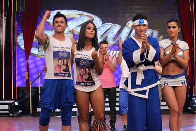 Fabi y Coco se mantienen como una de las parejas favoritas a ganar el Baila