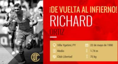 HOY / En Toluca ya le dan la bienvenida a Richard