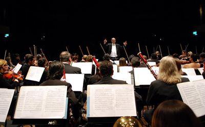 Termina primera ronda de Concurso Internacional de Dirección Orquestal
