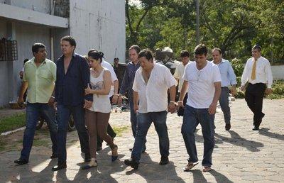 Ratifican la prisión en Tacumbú para condenados por el fraude a la Cajubi