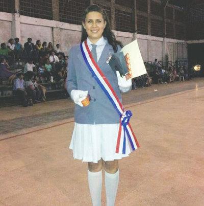 Lina: La joven del puntaje perfecto para la beca de Itaipú