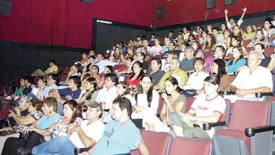 Este año, Paraguay tendrá 27 nuevas salas de cine en cinco ciudades