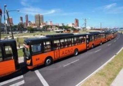 HOY / Buses con Wifi: Por ahora solo la línea 12 pero más activarán el servicio