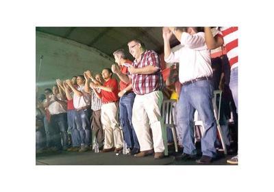 Marito se siente con fuerzas para dirigir el país en el 2018
