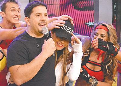 "La jueza de ""Calle 7 Vip"" está molesta con Dani"