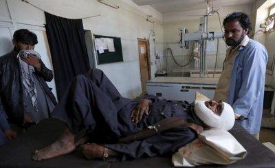 Sangriento atentado en capital afgana dejó 12 muertos