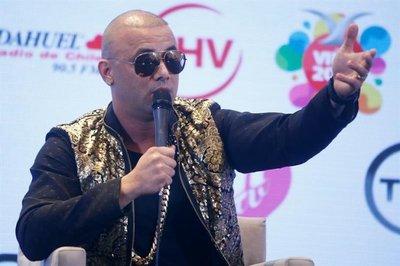 El reguetonero Wisin dice que su música une culturas y representa al pueblo