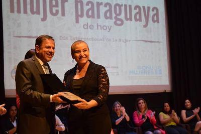 Berta Rojas: hay que dar lo mejor por Paraguay sin esperar nada
