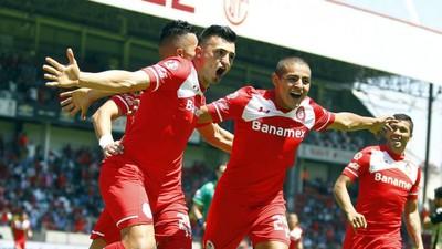 Toluca superó a Guadalajara por 3-0