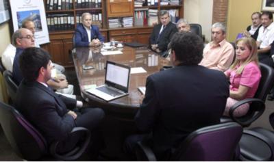 Responsables del metrobús y frentistas se reunieron con diputados