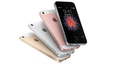"""Apple presenta el iPhone SE, un """"collage"""" de innovaciones"""