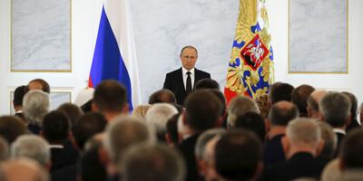 Red de dinero 'offshore' conectada a Vladimir Putín