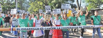 Cooperativistas vuelven a marchar hoy
