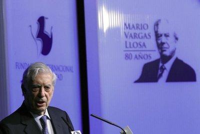 """Vargas Llosa, """"accionista"""" offshore"""