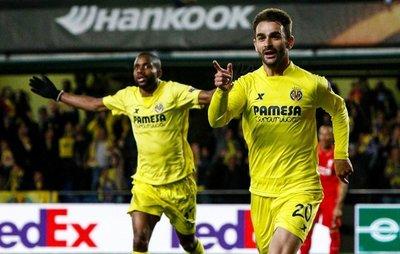 Adrián acerca al Villarreal a la final