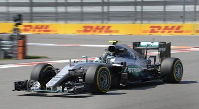 Nico Rosberg fue el más rápido en las primeras pruebas de Sochi