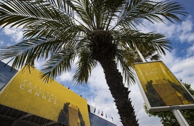 Cannes, listo para la fiesta mundial del cine