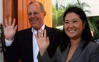 Fujimori y Kuczynski pelean por los indecisos – ADN