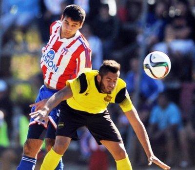 Recoleta y Ameliano buscaran el titulo de Primera C ya como equipos de la Primera B
