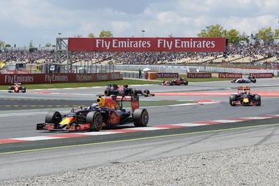 Ricciardo, más rápido en segundos ensayos del GP de Mónaco