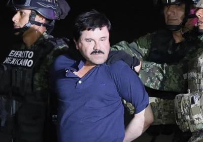 Juez concede suspensión provisional al Chapo ante extradición a EEUU