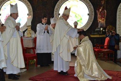 Alto Paraná tiene nuevo obispo