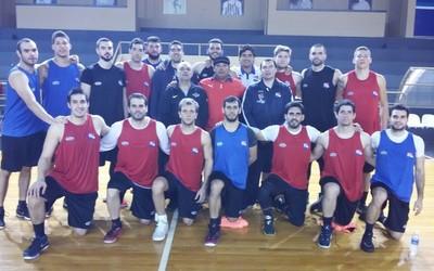 Albirroja sigue con los trabajos de cara al Sudamericano de básquet