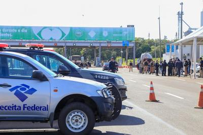 Brasil inicia operativo Ágata 11 en toda su frontera