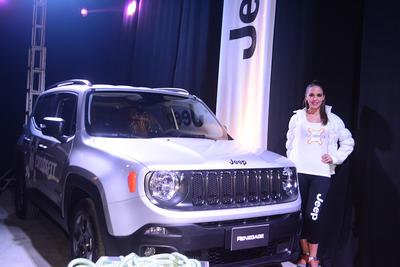 Garden Automotores presentó el New Jeep Renegade