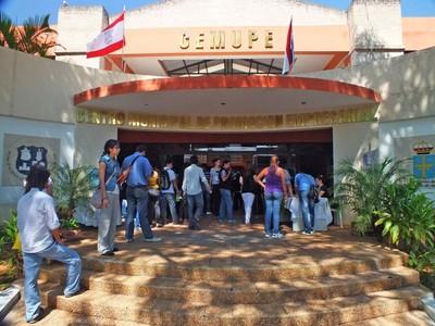 Ofrecen cursos de capacitación gratuita en el Cemupe