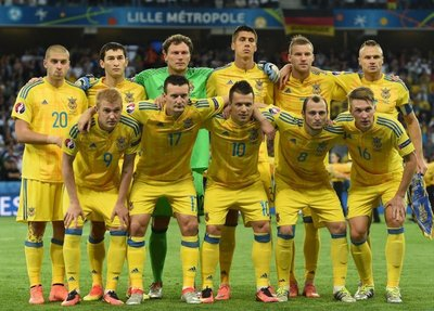 Ucrania e Irlanda del Norte se la juegan