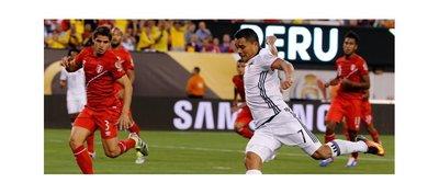 Colombia, semifinalista tras eliminar a Perú en los penales