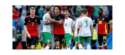 Bélgica responde con goles a las críticas en la Eurocopa