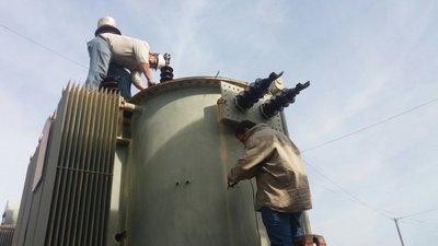 ANDE realizará cortes de energía en Cordillera