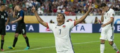 Colombia triunfa y termina tercero en la Copa América