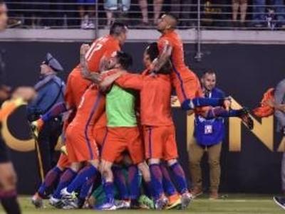 Otra vez en penales: Chile, bicampeón de la Copa América