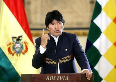 La imagen positiva de Evo Morales se derrumbó a menos del 30 por ciento