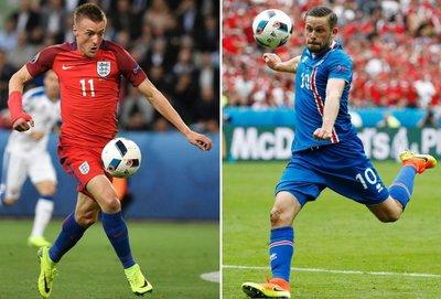 Inglaterra, ante la épica Islandia