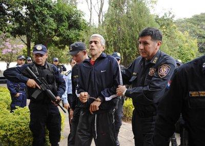Presunto sicario ingresó a Tacumbú