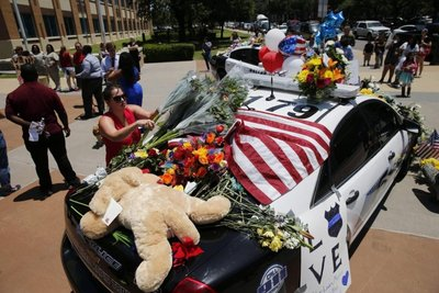 Las historias de los 5 policías asesinados en Dallas