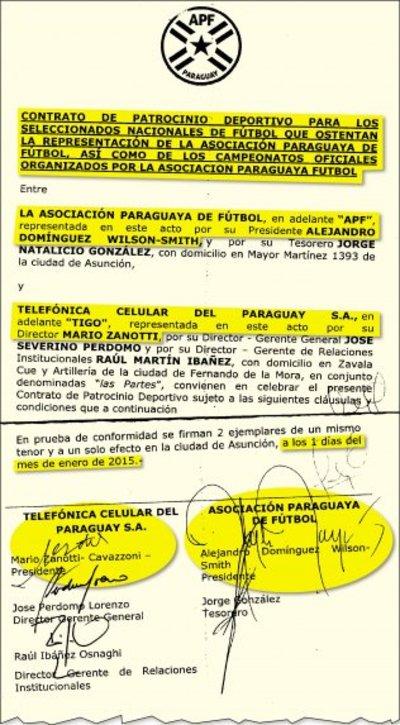 De socio comercial en APF a asesor en la Conmebol