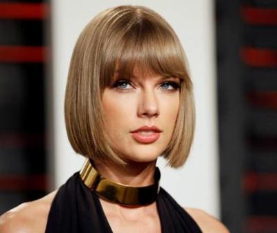 Taylor Swift, la famosa con más ingresos del mundo, según 'Forbes'