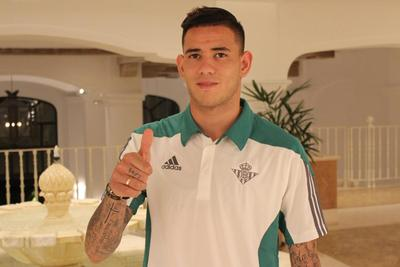 """Sanabria: """"Roque no dudó en decirme que viniera al Betis"""""""