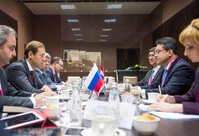 Paraguay se perfila como hub regional para la inversión rusa