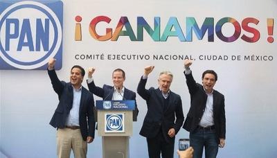 La derecha supera al PRI en la carrera a la presidencia de México