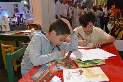 Este sábado finaliza taller de cuentos para niños