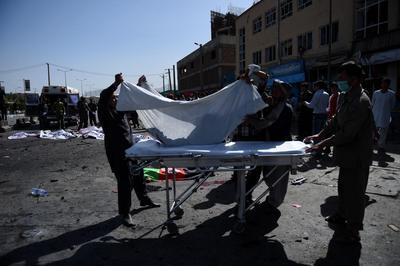 Kabul: 20 muertos en atentado que reividica el EI