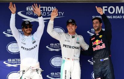 GP de Hungría: Rosberg consigue su cuarta 'pole' del año