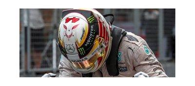 Lewis Hamilton vence en el Gran Premio de Mónaco